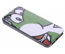 Super Mario Flexible TPU Case iPhone 5 / 5s / SE - Yoshi
