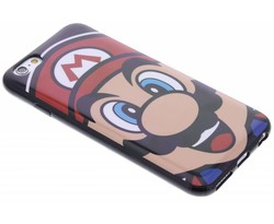 Super Mario Flexible TPU Case iPhone 6 / 6s - Mario