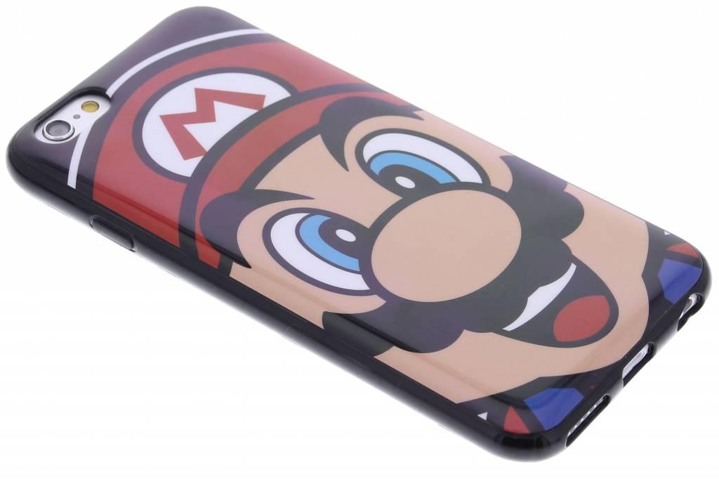 Super Mario Flexible TPU Case voor de iPhone 6 / 6s - Mario