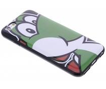 Super Mario Flexible TPU Case iPhone 6 / 6s - Yoshi