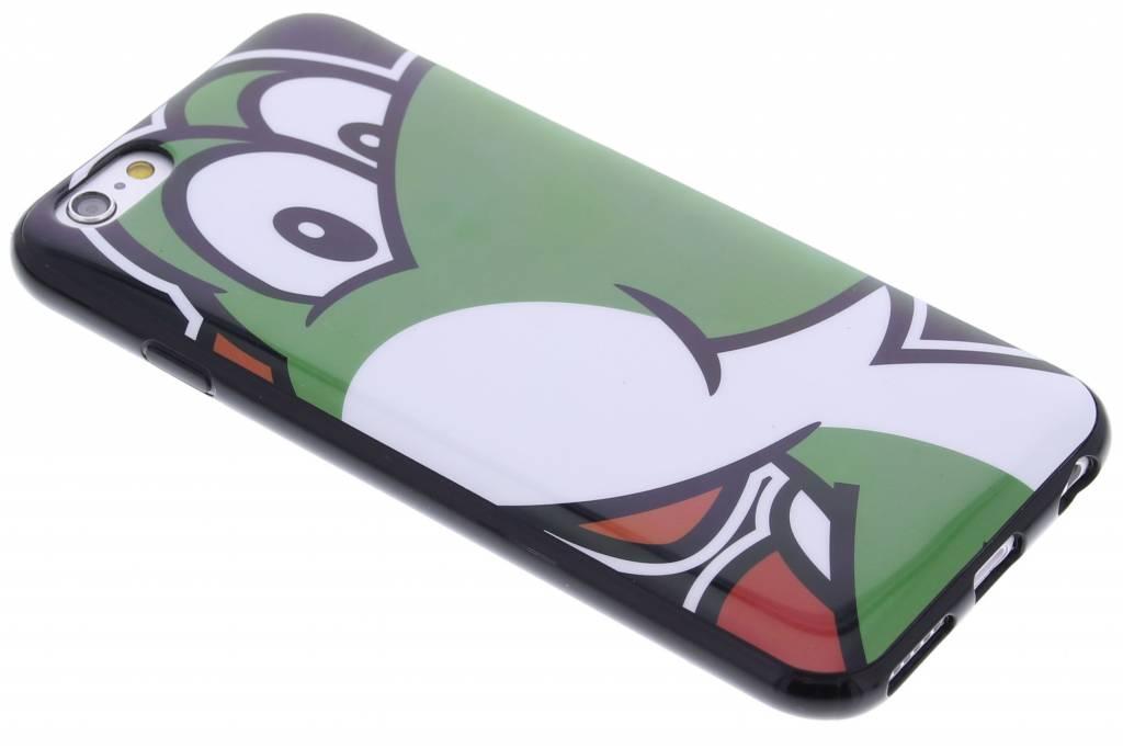 Super Mario Flexible TPU Case voor de iPhone 6 / 6s - Yoshi