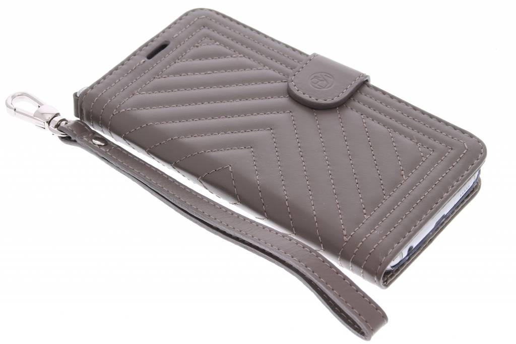 Image of Inspiring London Wallet voor de Samsung Galaxy S6 - Khaki