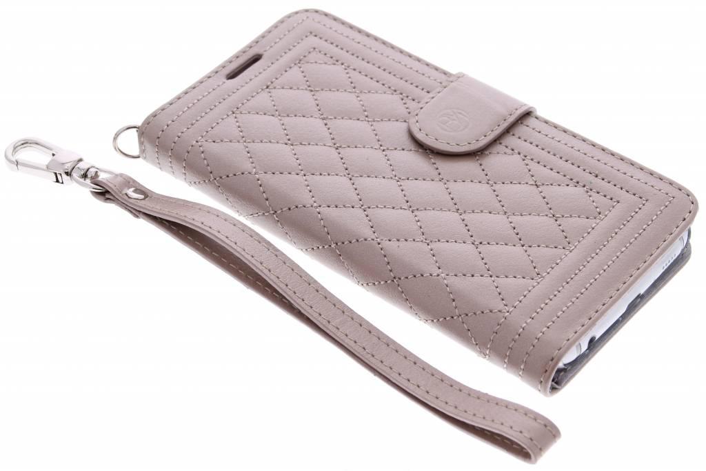 Image of Dazzling New York Wallet voor de Samsung Galaxy S6 - Rose Metallic