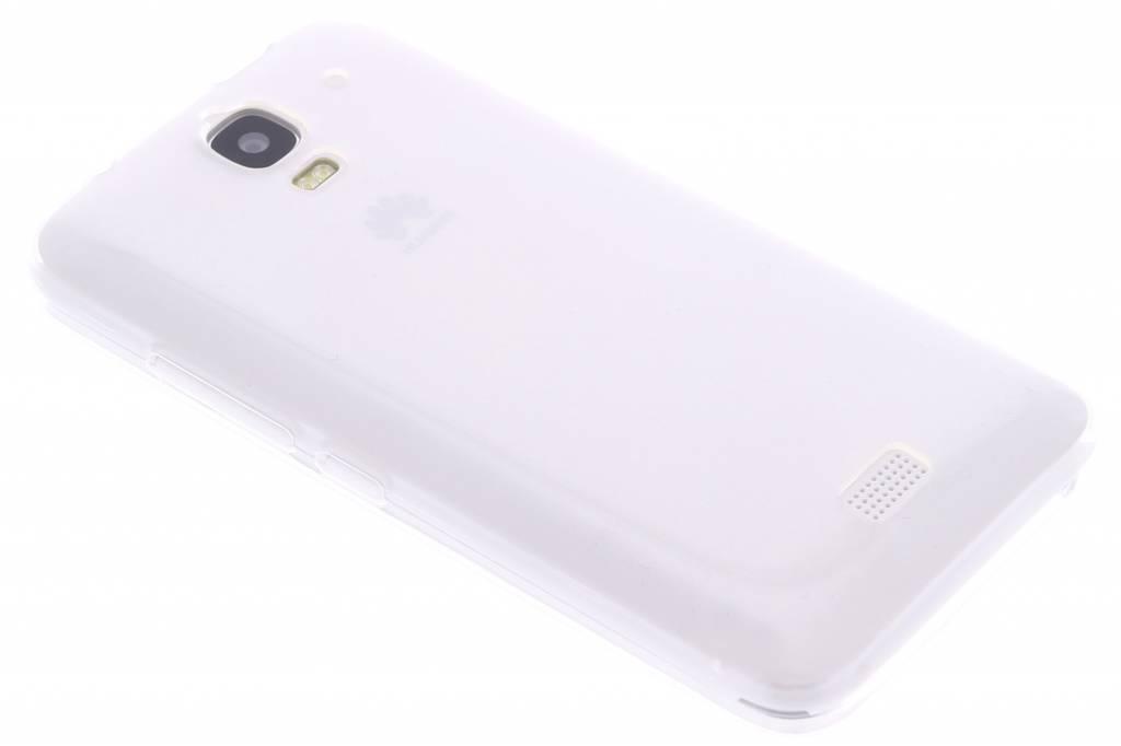 Ultra thin transparant TPU hoesje voor de Huawei Y360