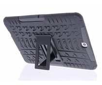 Zwart rugged hybrid case Samsung Galaxy Tab S2 9.7