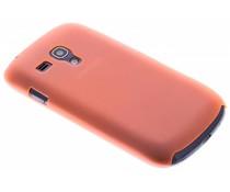 Mat transparant hardcase Samsung Galaxy S3 Mini