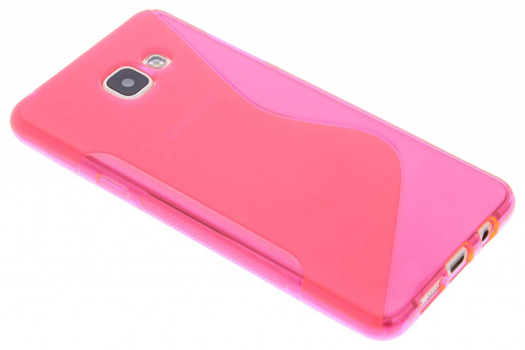 Rosé S-line TPU hoesje voor de Samsung Galaxy A5 (2016)