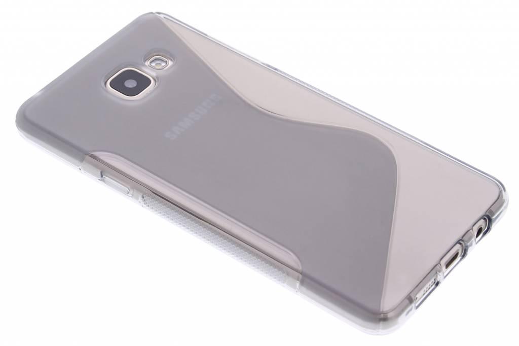 Grijs S-line TPU hoesje voor de Samsung Galaxy A5 (2016)