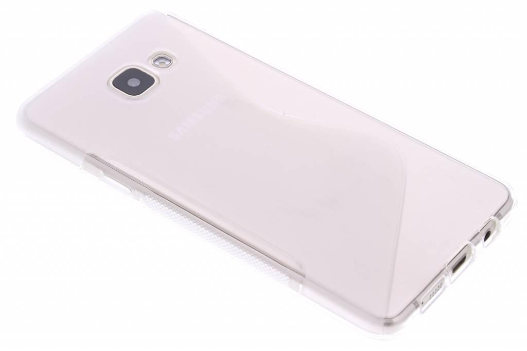 Transparant S-line TPU hoesje voor de Samsung Galaxy A5 (2016)