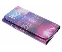 Universele design wallet maat XL