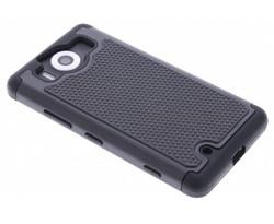 Zwart ruggedized case Microsoft Lumia 950