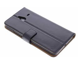 Selencia Luxe lederen booktype Lumia 640 XL