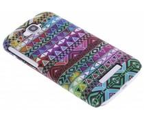 Design hardcase hoesje Alcatel One Touch Pop C7