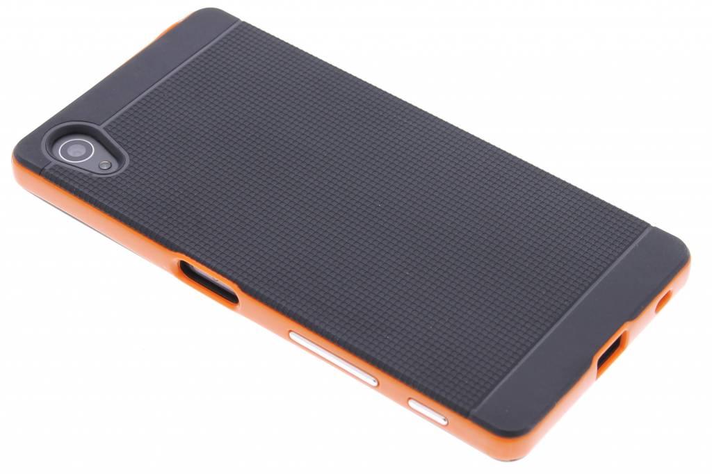 Oranje TPU Protect case voor de Sony Xperia Z5