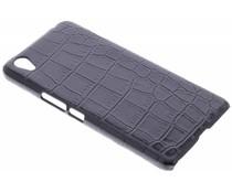 Krokodil design hardcase hoesje OnePlus X
