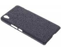 Zwart glamour design hardcase hoesje OnePlus X