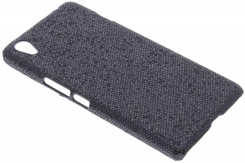 Zwart glamour design hardcase hoesje voor de OnePlus X