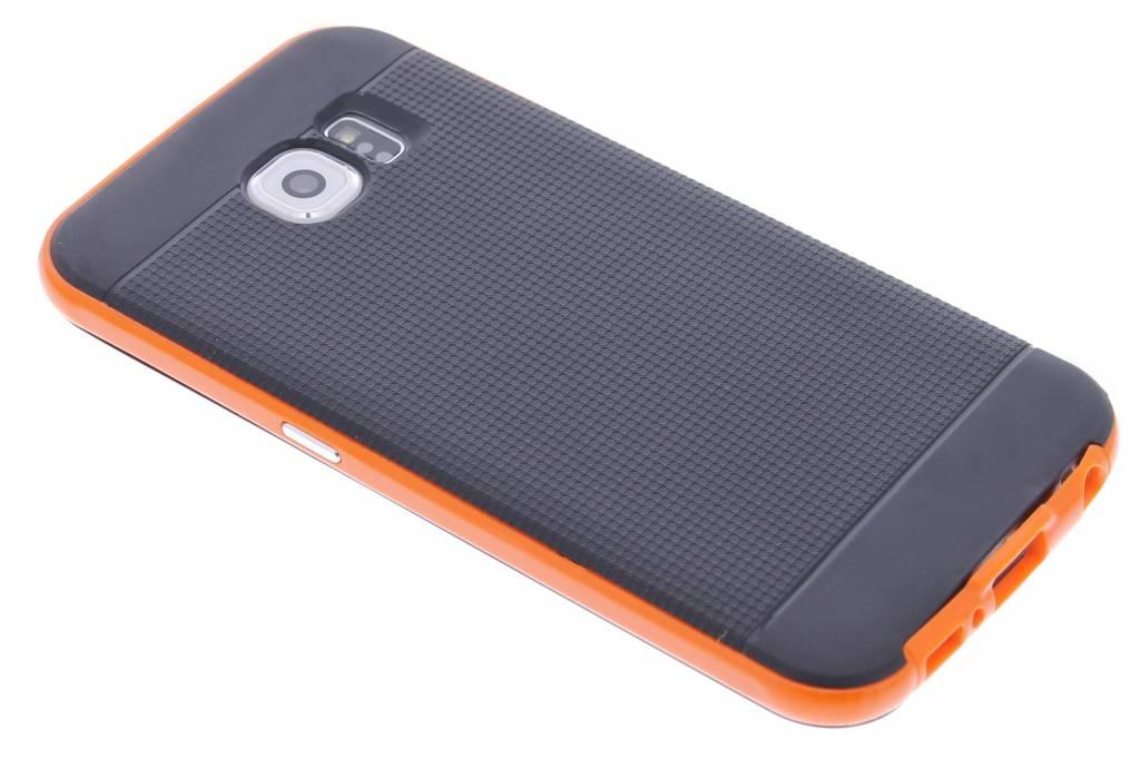 Oranje TPU Protect case voor de Samsung Galaxy S6