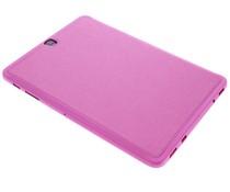 Metallic lederen TPU tablethoes Galaxy Tab S2 9.7
