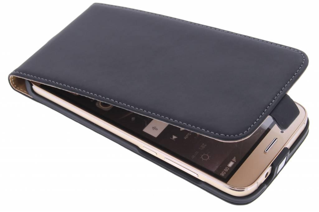 Mobiparts Premium Flipcase voor de Huawei G8 - Black