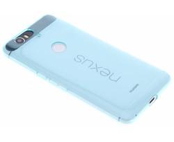 Transparant gel case Huawei Nexus 6P