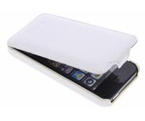 Melkco Jacka Type premium flipcase iPhone 5 / 5s / SE