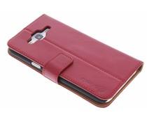 Selencia Luxe lederen Booktype Samsung Galaxy J5
