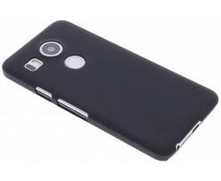 Effen hardcase hoesje LG Nexus 5X