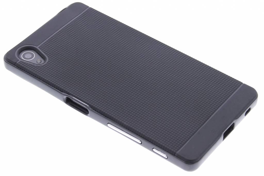 Zwarte TPU Protect case voor de Sony Xperia Z5