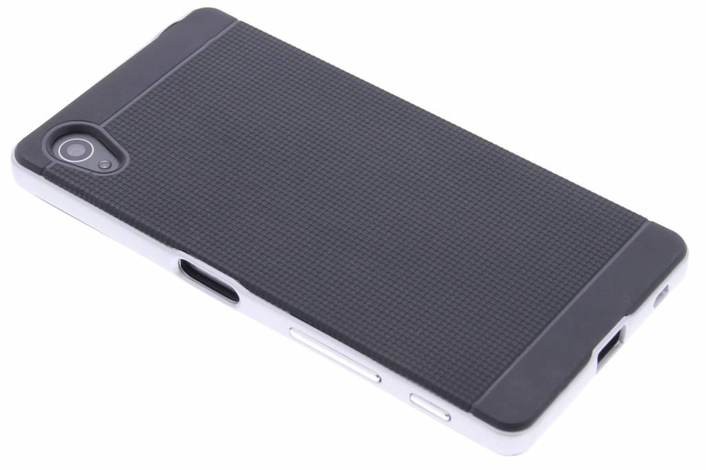 Witte TPU Protect case voor de Sony Xperia Z5