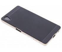 Goud TPU Protect case Sony Xperia Z5