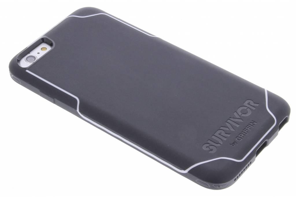 Griffin Survivor Journey Case voor de iPhone 6(s) Plus - Black/white