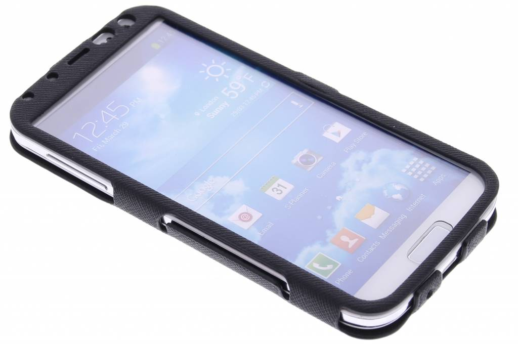 Dolce Vita Dolce Vita Book Touch Case voor de Samsung Galaxy S4