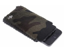 itZbcause Camouflage insteekhoesje iPhone 5 / 5s / SE