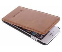 Barchello Smart Flip iPhone 6 / 6s - Rustic Cognac