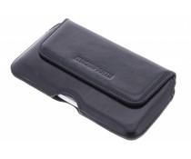 Mobiparts Jade Black Excellent Belt Case - Size 3XL