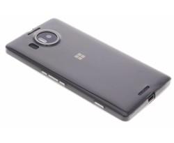 Grijs ultra thin transparant TPU hoesje Lumia 950 XL