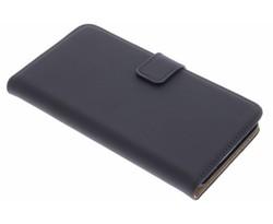Selencia Luxe Book Case Wiko Rainbow - Zwart