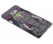 Aztec animal design hardcase Samsung Galaxy A7 (2016)
