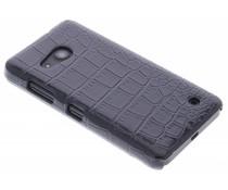 Krokodil design hardcase hoesje Microsoft Lumia 550