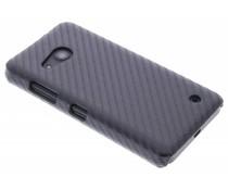 Carbon look hardcase hoesje Microsoft Lumia 550