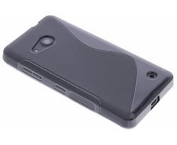 Zwart S-line TPU hoesje Microsoft Lumia 550