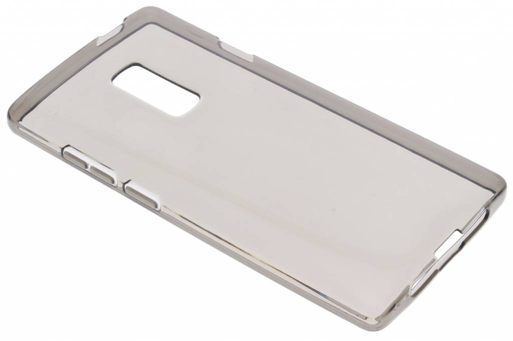 Grijs transparante gel case voor de OnePlus 2