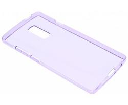 Transparant gel case OnePlus 2