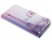 Design TPU booktype hoes Acer Liquid Z410