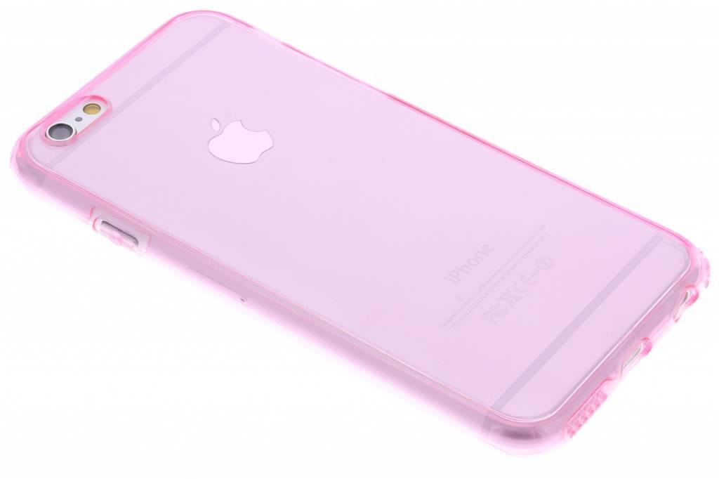 Roze 360° Protect TPU Case voor de iPhone 6 / 6s