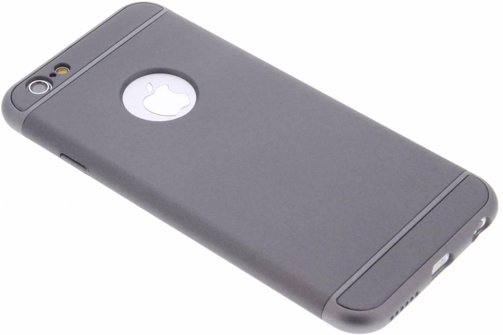 Donkergrijze strong protect case voor de iPhone 6 / 6s
