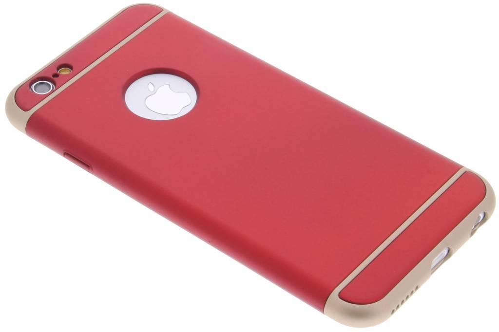 Rode strong protect case voor de iPhone 6 / 6s