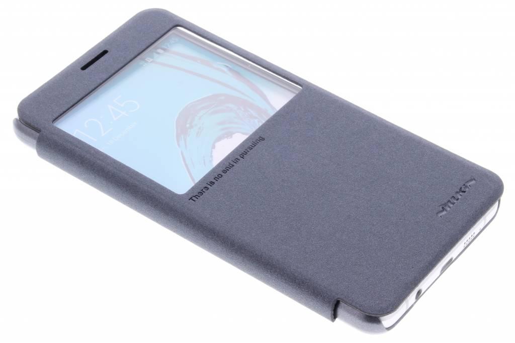 Nillkin Sparkle slim booktype voor de Samsung Galaxy A7 (2016) - Zwart