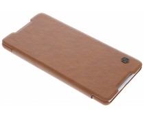 Nillkin Qin Leather slim booktype Sony Xperia C5 Ultra